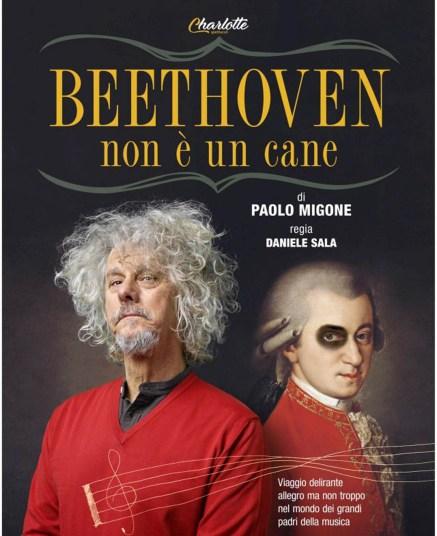 Paolo Migone_ locandina Beethoven non è un cane