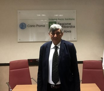 Raffaello Stradoni dir. generale Asst Mantova