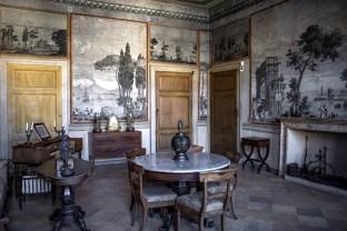 sala hofer palazzo d'arco mantova