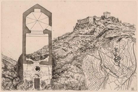 Trabucco Chiesa della Beata Vergine del Monte SERMONETA