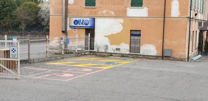 parcheggi disabili e mamme