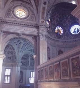 san benedetto po - interni di giulio romano