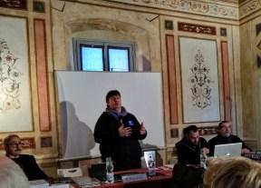 INFINITY ACADEMY professor Giammarco Puntelli