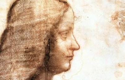 ISABELLA D'ESTE RITRATTA DA LEONARDO DA VINCI   Di Leonardo da Vinci - Web Gallery of Art:  Image Info about artwork, Pubblico dominio, https://commons.wikimedia.org/w/index.php?curid=1466067