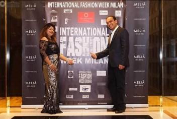 Prasanna Weerasooriya International Fashion Week Milano 1
