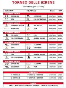 Fit Calendario Tornei.Calendario Torneo Delle Sirene Mincio Dintorni
