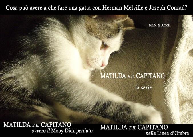 matilda e il capitano promozione