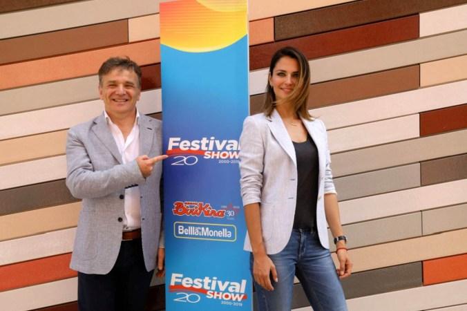 Anna Safroncik e Paolo Baruzzo_Festival Show_M9 conferenza stampa_foto d... (1).jpg