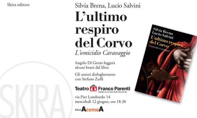 Caravaggio Ultimo respiro del corvo skira.jpg