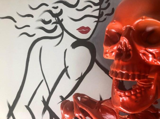 PAVAN VESNA - Anorexia emblema, Installazione.jpg