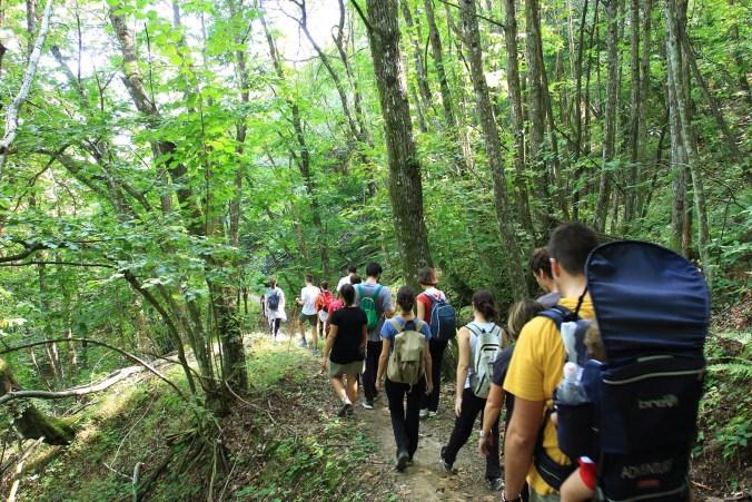Escursione dalla Casa di Montefune, settembre 2018 (2)