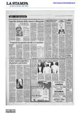 La Stampa Tuttodove 3-4-1986 copia