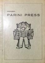 PARINI PRESS gennaio 1965 copertina