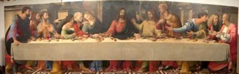 l'ultima cena del bonsignori