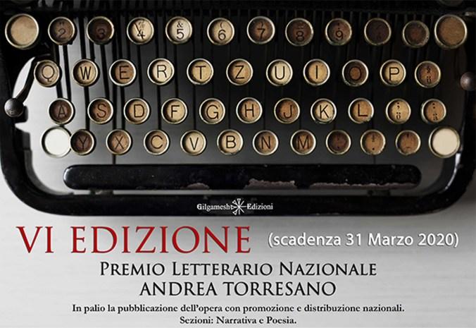 Andrea Torresano VI Edizione