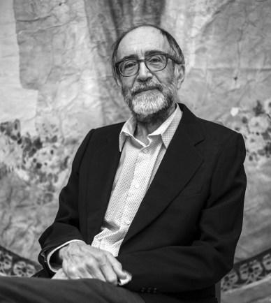 Pio Tarantini ritratto da Aldo Galliano_2019