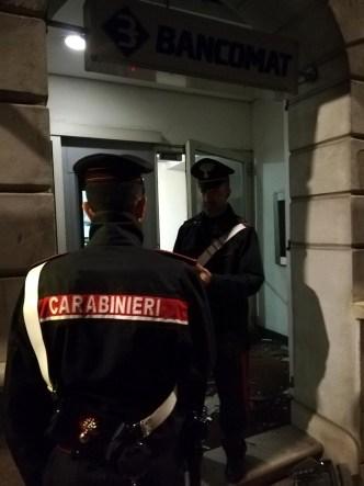 carabinieri - bancomat