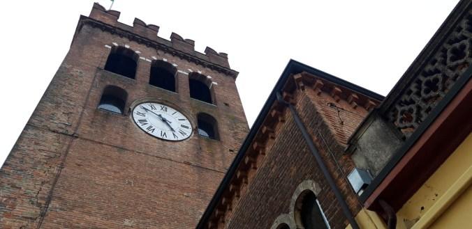 torre dell'orologio castellucchio