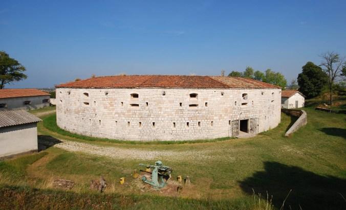 Forte Ardietti Peschiera del Garda