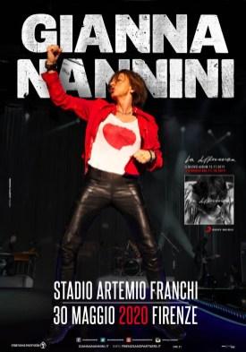 Gianna Nannini_Locandina b