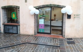 Il nuovo ufficio di zona di Roverbella