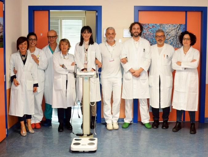professionisti del reparto oncologia Carlo Poma di Mantova.jpg