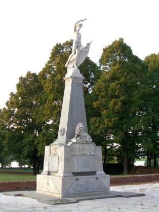monumento martiri di belfiore - mantova