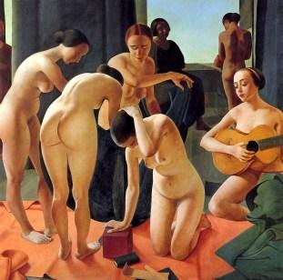 Felice-Casorati_Concerto