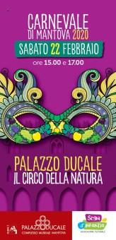 cartolina carnevale Ducale 1