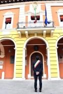Daniele Bassi, sindaco di Massa Lombarda