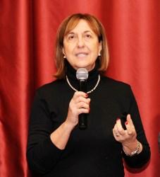 L'assessore Patrizia Chiminazzo