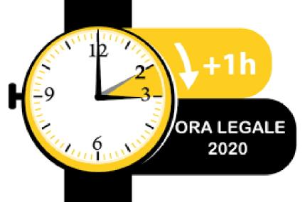 ORA LEGALE ESTATE 2020
