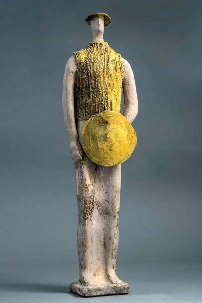 Staccioli - Guerriero giallo.jpg