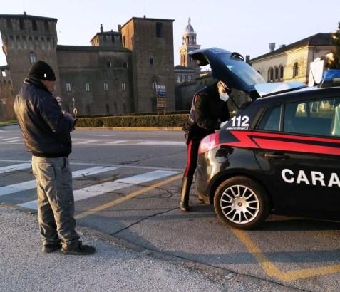 comando carabinieri mantova