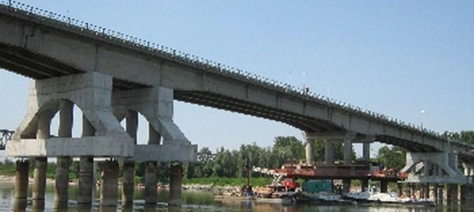 ponte sul po a borgoforte