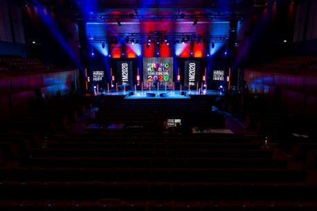 Auditorium Parco della Musica_Stage Primo Maggio 2020 (2) b