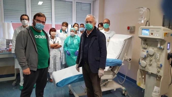 Donazione Plasma ospedale Mantova