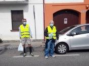 La consegna delle mascherine a Barbiano, 18 aprile 2020 (7)