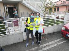 La consegna delle mascherine a Barbiano, 18 aprile 2020 (8)