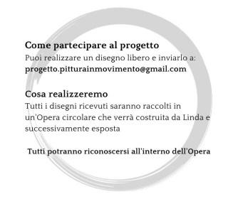 Pittura.In.Movimento Linda Brindisi - Comune di Cusago