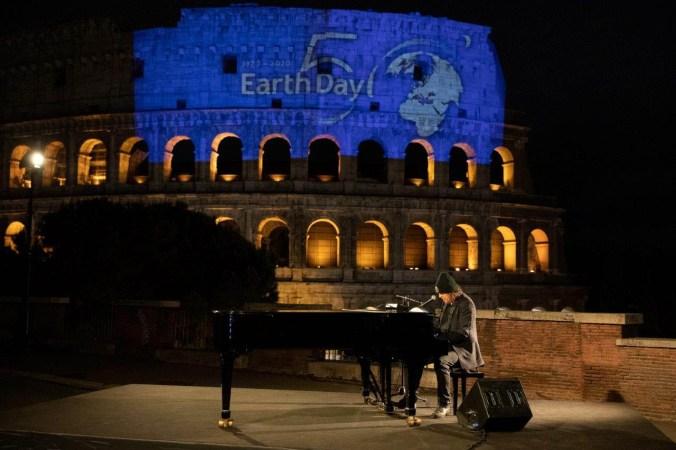 Zucchero Earth Day foto Carlo Landucci - -2992
