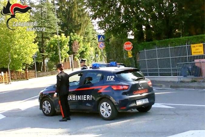 controllo carabinieri castiglione delle stiviere