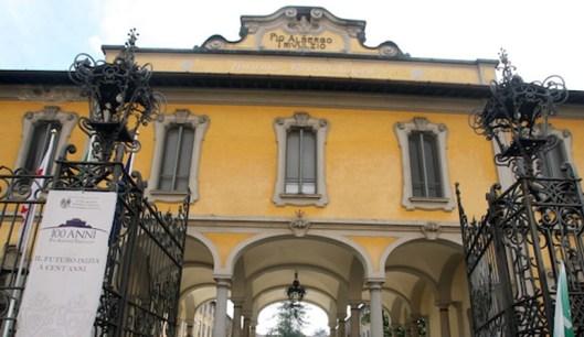 Pio Albergo Trivulzio Milano