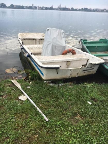 barca della vigilanza