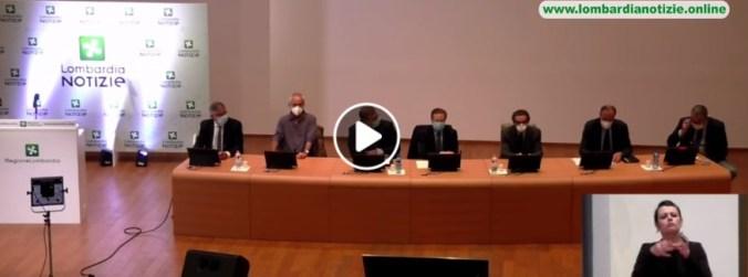 plasma iperimmune Confereza stampa regione lombardia 11