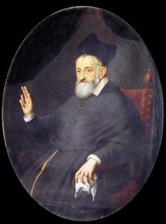 ritratto del principe venerabile francesco gonzaga