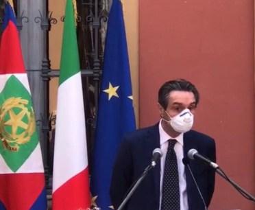 ATTILIO FONTANA GOVERNATORE DI REGIONE LOMBARDIA