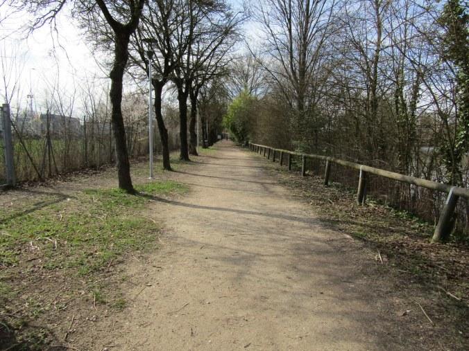 Il Parco Pertini a Cotignola