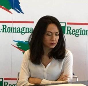Irene Priolo,assessore regionale all'Ambiente,Regione Emilia Romagna