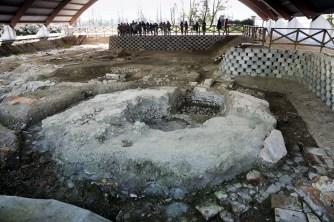 Ariano nel Polesine (Ro), San Basilio, antiche rovine